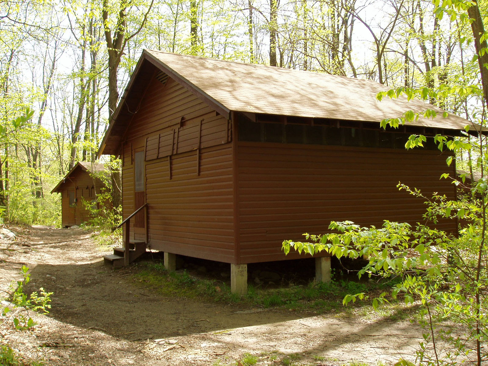 Cabins And Tent Cabins Tabins Johnsonburg Camp