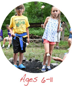 Summer Camp Ages 6-11